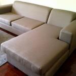 fabric corner suite