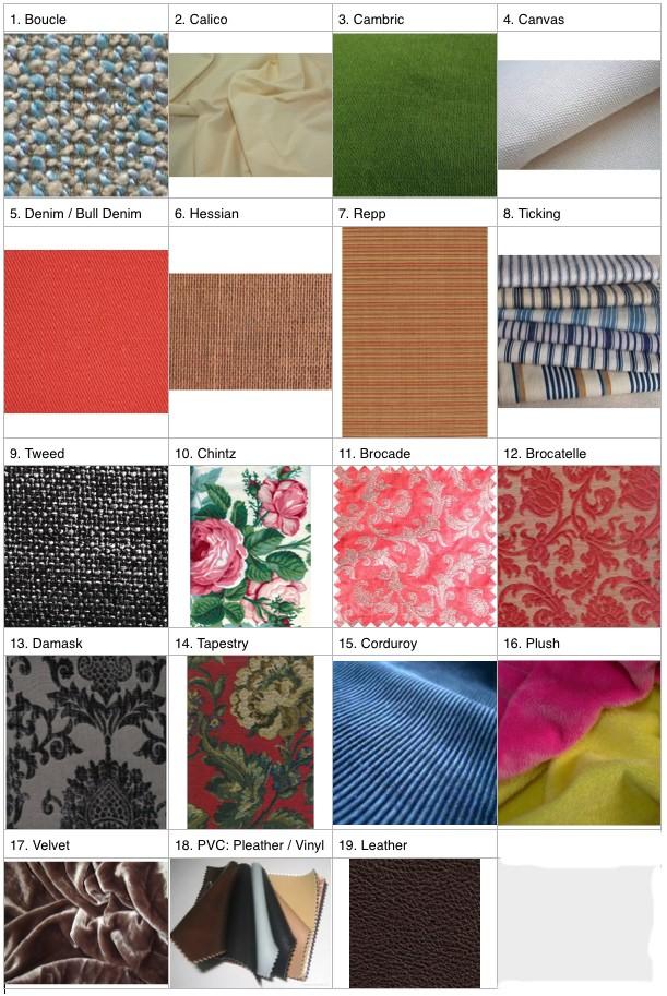 Upholstery Fabrics pics