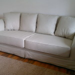 fabric sofa green