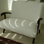 fabric sofa offwhite
