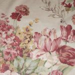 10. Chintz fabric