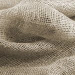 6. Hessian fabric